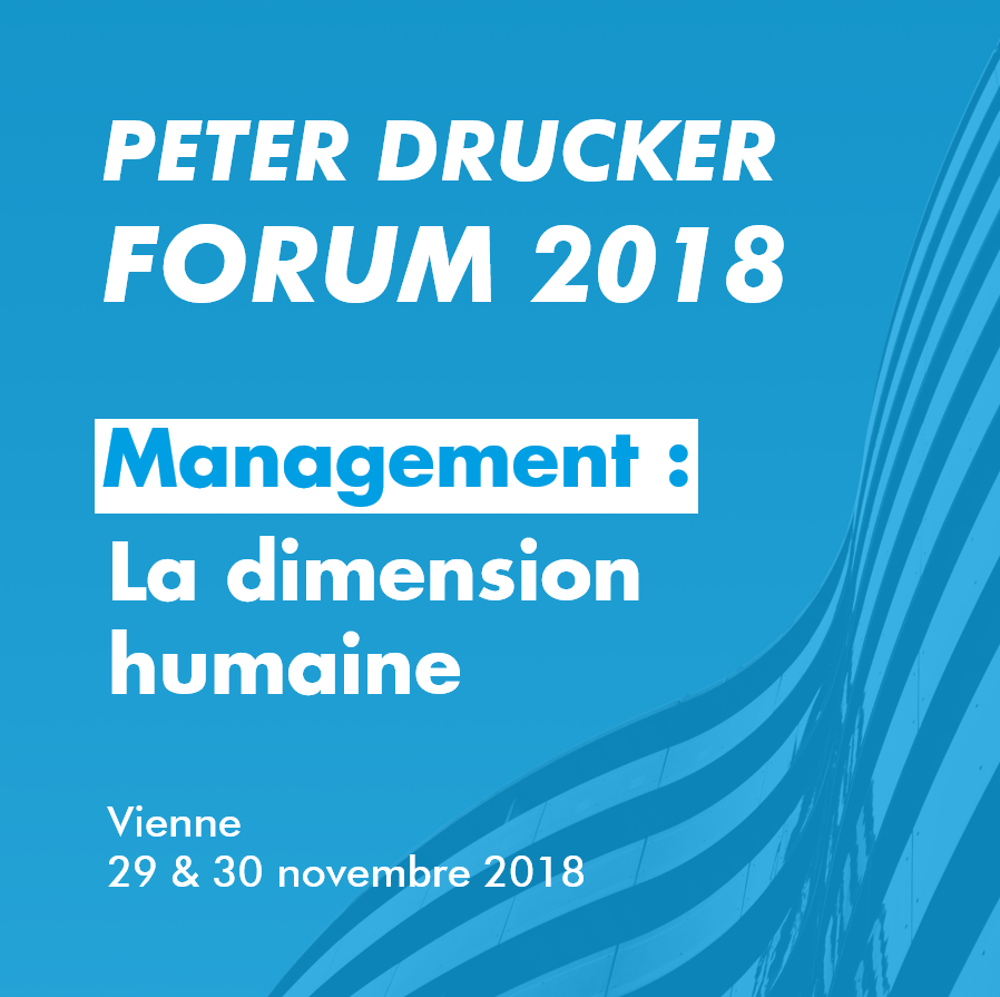 Peter Drucker Forum 2018
