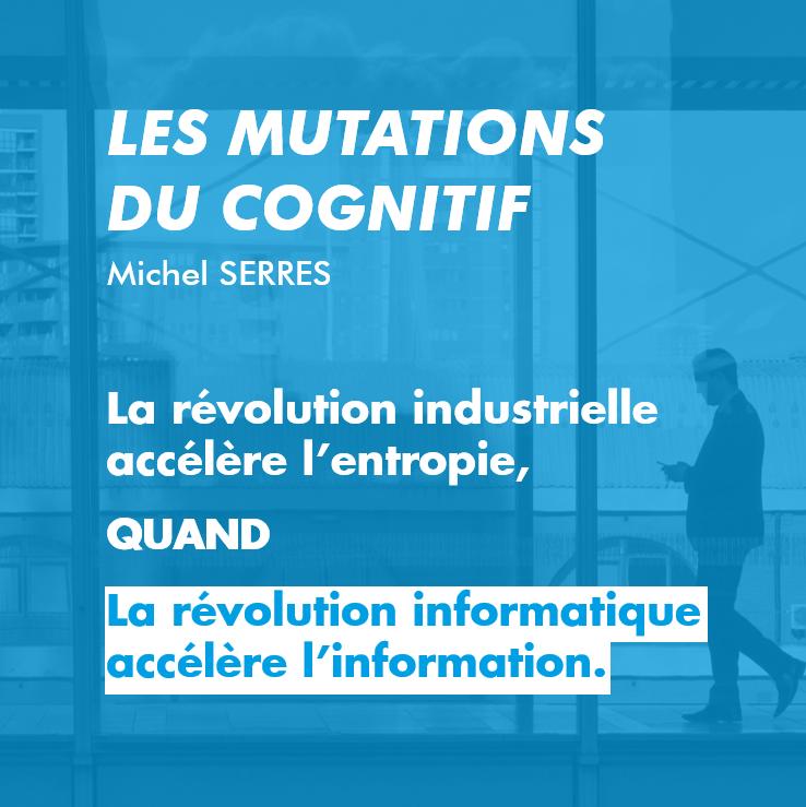 les mutations du cognitif